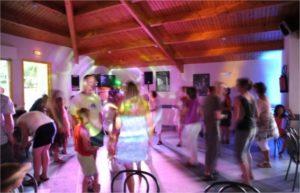 soirée disco camping vendée