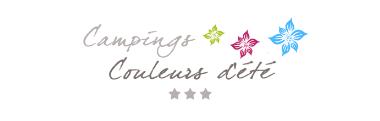 Logo campings Couleurs d'été Vendée