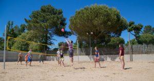 Photo terrain de jeux et sport camping Côté Plage à Saint Jean de Monts