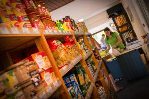 Photo épicerie du camping Côté Plage en Vendée, les service pendant vos vacances
