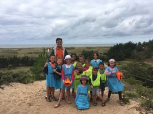 club enfants camping Vendée