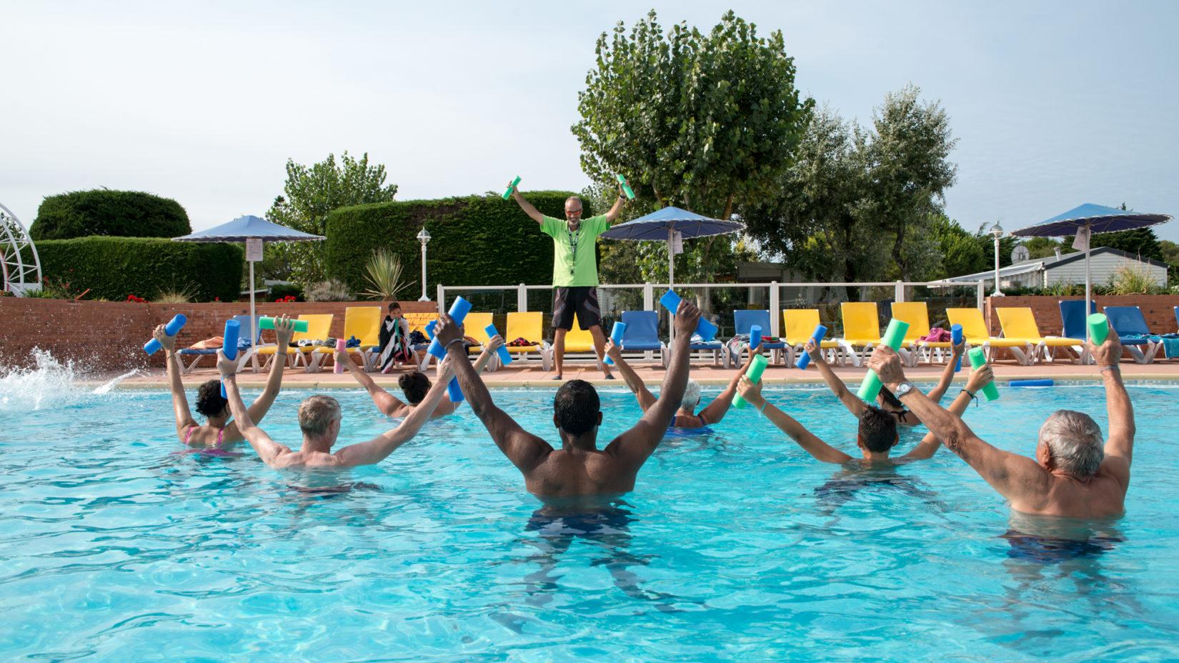 Campings avec piscine en bord de mer vend e bord de mer - Camping dans le vercors avec piscine ...