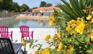 camping avec lagon en Vendée