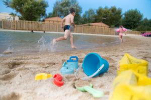 jeux pour toute la famille au camping en Vendée