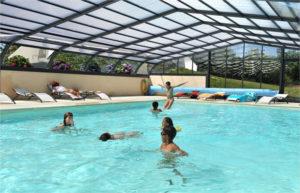 camping avec piscine Campilo en Vendée