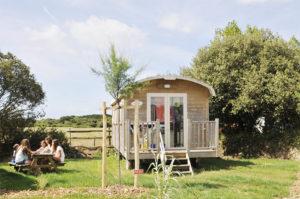 location en bord de mer camping en Vendée