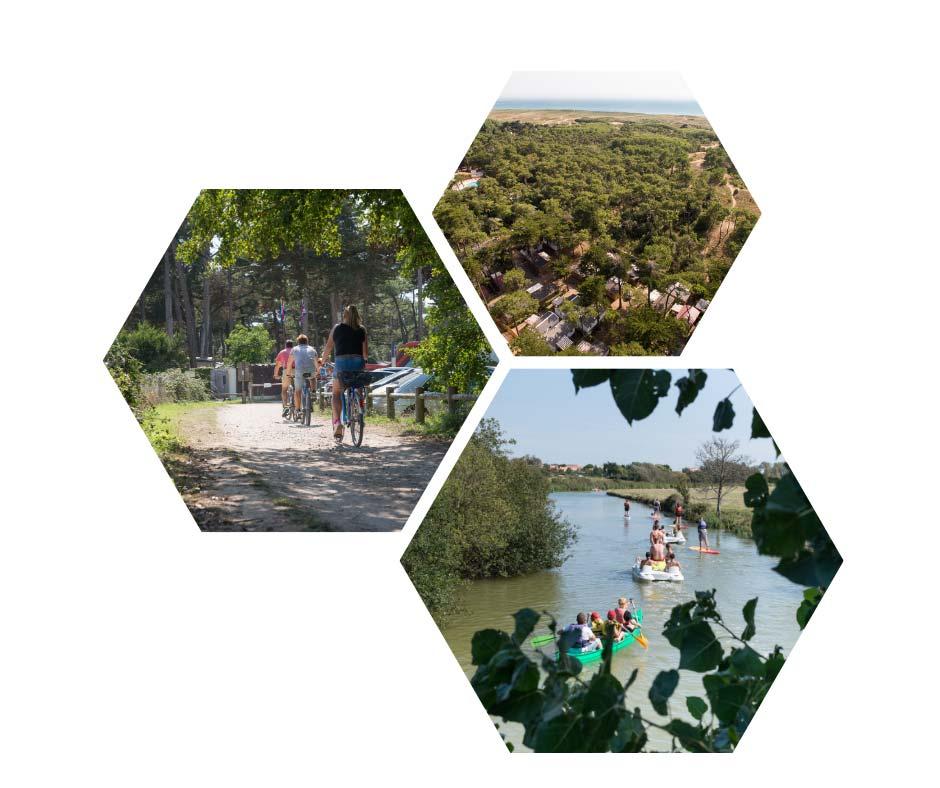 activités autour du camping en Vendée