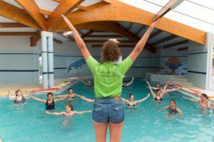 activités piscine couverte