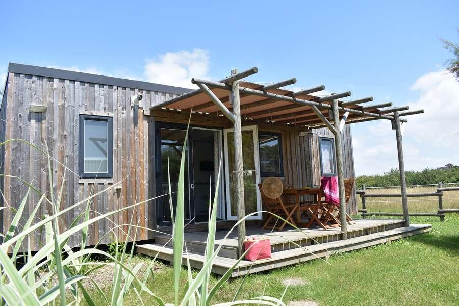 mobil home premium 3chambres 32m2 camping le petit paris